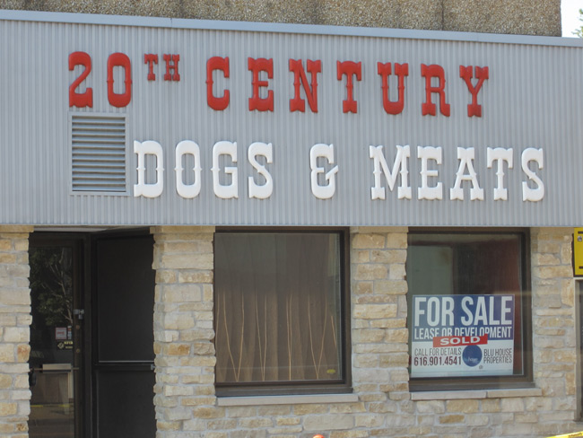 20th Century Dogs & Meats