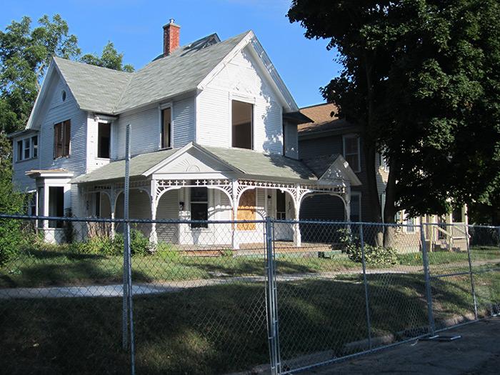 Photo of House in Belknap Neighborhood