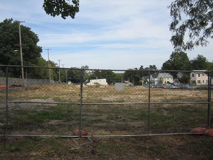 Clancy Demolition in Belknap Neighborhood