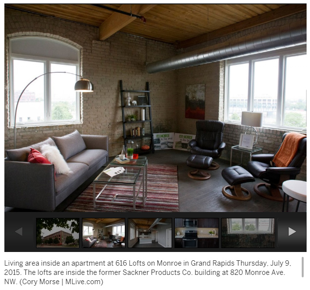 616 Lofts Photo from Mlive