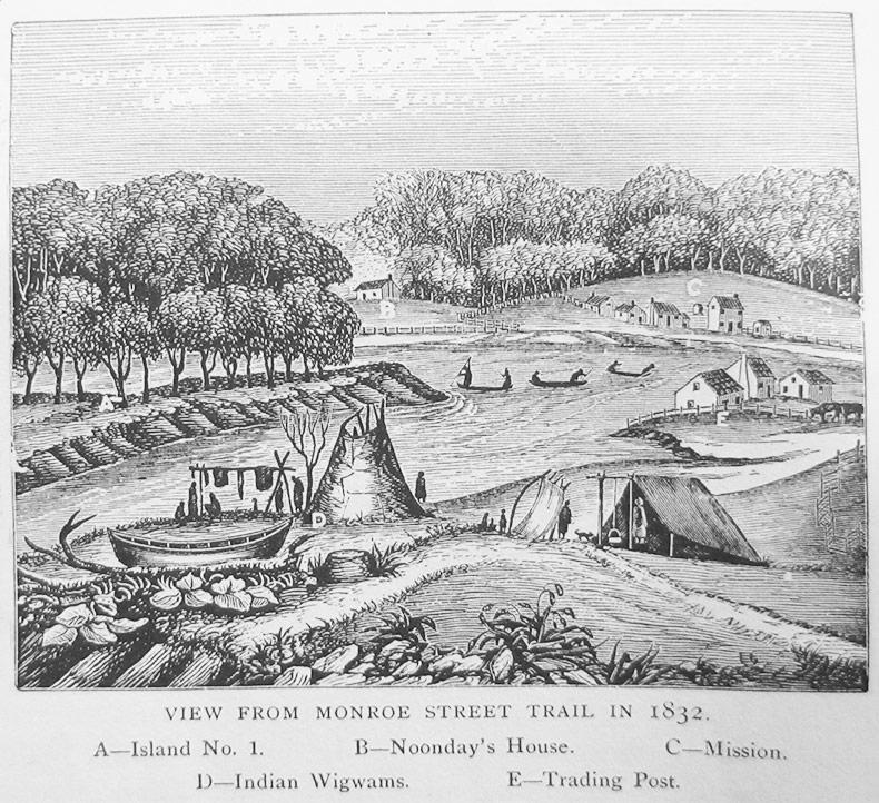 grand rapids in 1832